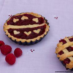 Zuckerbäckerei: Post aus meiner Küche #2 - Himbeer-Crostata