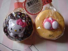 Hello Kitty Squishy Donut