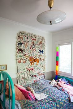 Read our profile on designer Beatrice Valenzuela and see her home and adorable son!