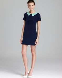 MARC BY MARC JACOBS Dress - Bowery Crepe de Chine | Bloomingdale's