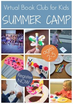 Toddler Approved!: Virtual Book Club for Kids Summer Camp 2015