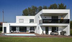 Haacke Haus bauhaus im park haacke haus stadtvilla architektenhaus