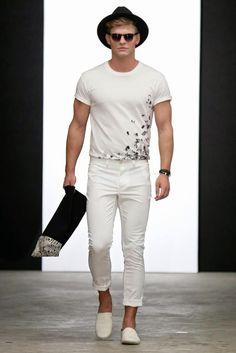 #Menswear #Trends Lucky Luke Fall Winter 2015 Otoño Invierno #Tendencias #Moda Hombre - South African Menswear Week 2015