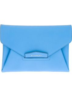 'Antigona' envelope clutch