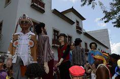 Bonecos de Olinda | Carnaval - parte 1