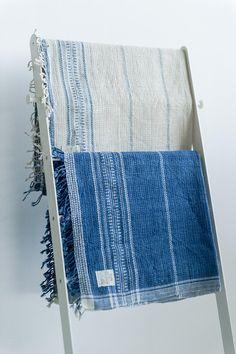 khadi towels www.clothandgoods.com