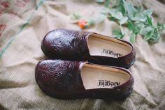 Alegria Keli Wine Rosette | Original Alegria Shoe Shop