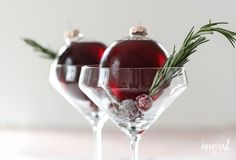 We've made it halfway through the 12 Days of Christmas! That deserves a cocktail. Welcome to Day 6 of the 12 Days of Christmas here on IBC. I'm so happy to have you with me for this mer…