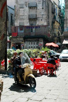 Somewhere in Palermo