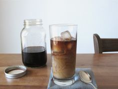 How to make cold brew concentrate and the best iced coffee ever