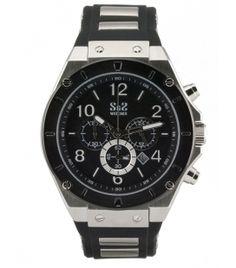 Reloj S&S Mod. S-S-GU-1905-OS2A Negro