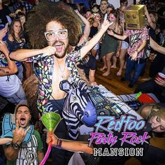 Redfoo – Party Rock Mansion (2016)
