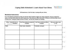 Tax Planning Worksheet Word Coping Skills Worksheets For Adults   Therapy  Pinterest  Number 1 Worksheets For Toddlers Excel with Animal Footprints Worksheet Word Stress Management Worksheets  Infographic Coping Skills Worksheets For  Adults Infographic Description Stress Management Techniques Stress  Management Activ Free 8th Grade Worksheets Pdf