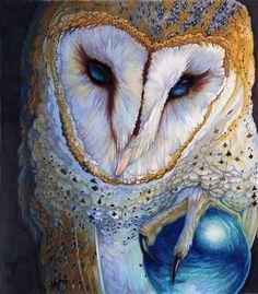 Jareth, the goblin king Goblin King, Art Visage, Psy Art, Owl Always Love You, Beautiful Owl, Beautiful Artwork, Illustrations, Owl Illustration, Bird Art