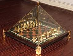 Image result for egyptian chess set