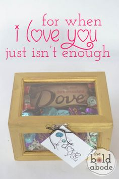 Don't just love your mom this Mother's day.... DOVE her!