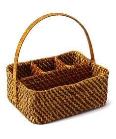 Take a look at this Caribbean Utility Basket by Global Amici on #zulily today!