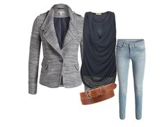 blauw - Casual Outfits - stylefruits.nl
