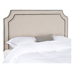Found it at Wayfair - Dane Upholstered Headboard in Taupe