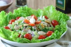 Salada de Frango « chezbianca