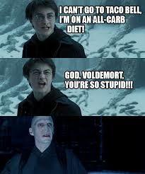 Mean Girls/ Harry Potter humor :)