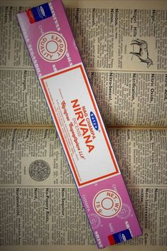 Nag Champa Nirvana (Satya) is the true traditional recipe of the most popular Indian incense enjoyed around the world. Nag Champa Incense is an unique blend of rare herbs, flowers, resins and essential oils. All the ingredients of this natural product are purely natural, non-toxic and ozone friendly. Each packaging contains 15 Incense sticks. Free Shipping within Australia included in the price. Nag Champa Incense, Incense Sticks, Resins, Nirvana, Essential Oils, Packaging, Herbs, Australia, Japan