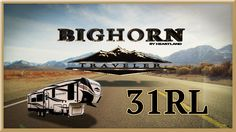 2017 Heartland Bighorn Traveler 31RL Fifth Wheel Lakeshore RV Find out more at https://lakeshore-rv.com/heartland-rv/bighorn-traveler/2017-bighorn-traveler-31rl-floor-plan/?pr=true call 231.788.2040 or stop in and see one today!  Bighorn Traveler 31RL Experience a life of leisure in the Bighorn Traveler 31RL!  Theres no need to worry about your brakes when you have the NevR Adjust brake system that keeps everything in the optimal position!   Set up is a cinch with the 6 point hydraulic auto…