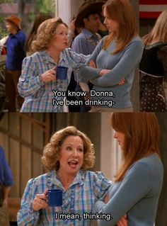 "She's not perfect. | Community Post: 12 Reasons Kitty Forman From ""That '70s Show"" Is The Best Mom In History"