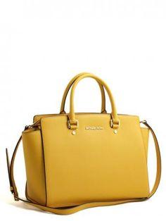 2fefffc227 Michael Kors-selma satchel bag sun-borsa selma satchel sole-Michael Kors  shop online