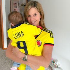 Estamos listas... Porque somos de las familias que creemos!!!  #unidosporunpais #Colombiasomostodos @lunafalla @adidasco