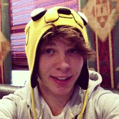 the fact that he loves adventure time makes me love him even more