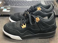 6665c6122854a9 (eBay link) Air Jordan 4 Retro PS  Royalty  308449-032 Size