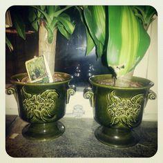 Second hand pots