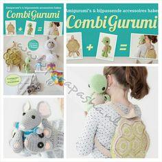 Pre order nu het nieuwe boek van dendennis combigurumi