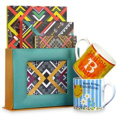 Best Birthday Hamper Send your birthday wishes to your loved one with this hamper which contains two stylish mini mugs and a notebook set which includes three notebooks and a stand. Rs. 1,324 : Shop Now : https://hallmarkcards.co.in/collections/shop-all/products/best-hamper-for-birthday