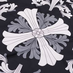 Chrome Hearts Signature Cross Silk Scarves Sale
