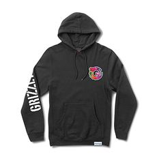 Grizzly Tye Dye G Black Large Hooded Sweatshirt - http://shop.dailyskatetube.com/product/grizzly-tye-dye-g-black-large-hooded-sweatshirt/ -  Grizzly hoodie combines taste and heat in a single. Grizzly Tye Dye G Hooded Sweatshirt is in stock at Warehouse Skateboards and able to be shipped. Grizzly Tie Dye G Pullover Hood Measurement Huge In Black. one hundred% comfortable cotton top class tee. Diamond OG Script bottom left woven -