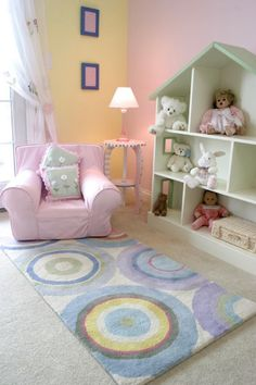 Image detail for -baby girl room ideas . Inspiration for baby girl decorating ideas ...