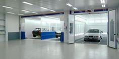 SGSST | Prevención de Riesgos Laborales en Cabinas de Pintura de una Ensambladora Automotriz.