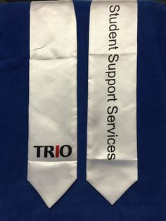 Graduation Stoles – Gateway Community College, #TRIO Student Support Services