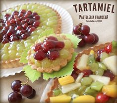 Temporada de Tartas y Tartaletas de UVA ...