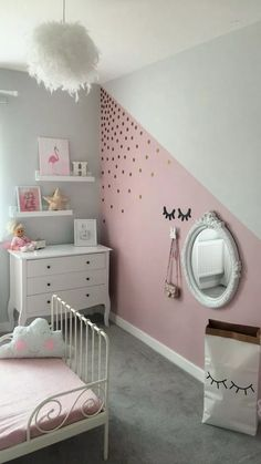 Teen Bedroom Ideas & Develop an area loaded with individual expression, inspired by these teen space suggestions. Whether kid or lady, filter through and find a design that fits. The post Fun and Cool Teen Bedroom Ideas appeared first on Trendy. Girls Room Paint, Painting Girls Rooms, Girls Bedroom Blue, Bedrooms Ideas For Teen Girls, Preteen Girls Rooms, Teen Bedroom Colors, Girls Princess Bedroom, Kids Bedroom Paint, Pink Painting