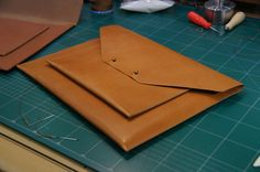 #leather #manbook  #pouch