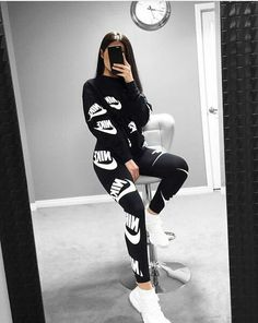 40 Casual And Fashionable Sports Outfits You Would Obsessed With &; 40 Casual And Fashionable Sports Outfits You Would Obsessed With &; Klaudia Gerste Sportoutfits 40 […] outfit for teens Cute Nike Outfits, Cute Comfy Outfits, Sport Outfits, Trendy Outfits, Summer Outfits, Hiking Outfits, Gym Outfits, Fashionable Outfits, Teenage Outfits