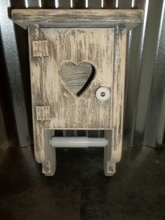 Check out this item in my Etsy shop https://www.etsy.com/listing/262431186/shabby-chic-toilet-paper-holder-bathroom