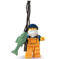 LEGO - Minifigures Series 3 - FISHERMAN