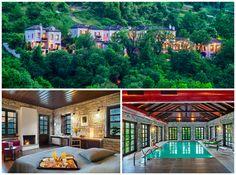 aristi hotel mountain resort best mountain resorts ellada xeimerinoi proorismoi zagori zagorochoria collage Τα καλύτερα Mountain Resorts & Spa της Ελλάδας #checkin #trivago