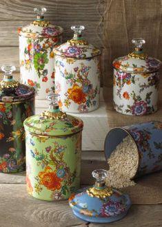 Vasos Vintage, Deco Cafe, Diy Bird Feeder, Deco Boheme, Kitchen Canisters, Kitchenware, Vintage Canisters, Tableware, Canister Sets