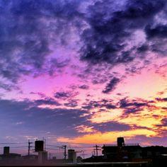 Sunrise. Okinawa, Japan.