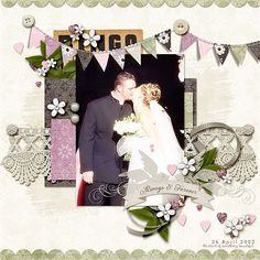 A Project by chrismaris_mommy from our Scrapbooking Gallery originally submitted 01/27/11 at 02:22 PM